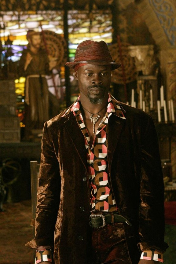 Linton Midnite (Constantine Movie)