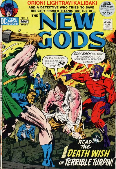 New Gods Vol 1 8