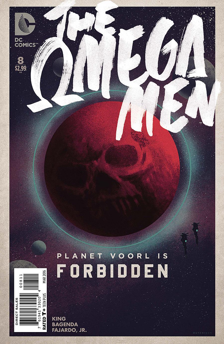 Omega Men Vol 3 8
