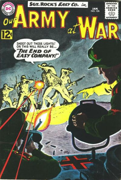Our Army at War Vol 1 126