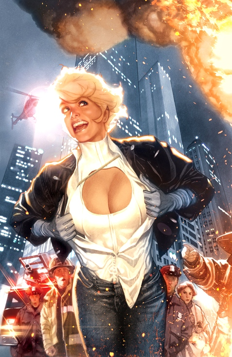 Power Girl Vol 2 1