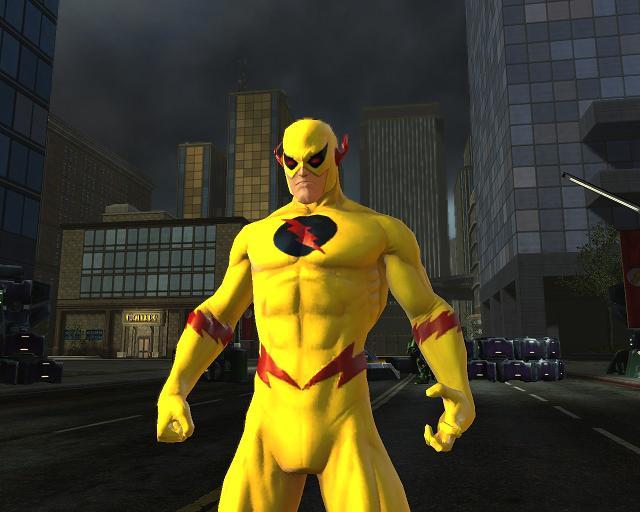 Eobard Thawne (DC Universe Online)