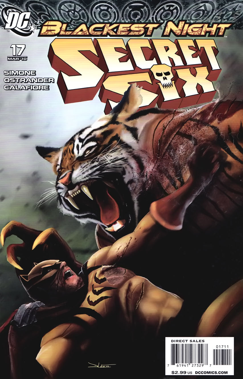 Secret Six Vol 3 17
