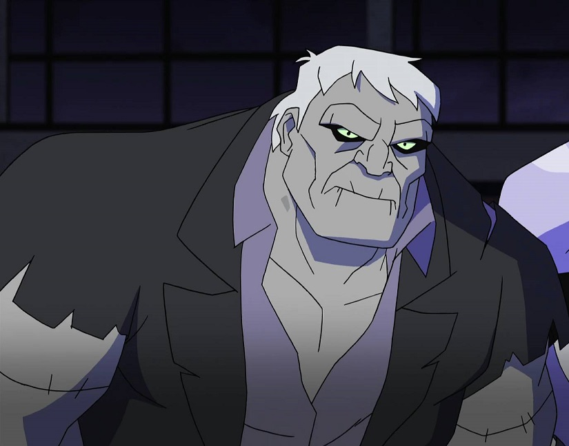 Cyrus Gold (Batman Unlimited)