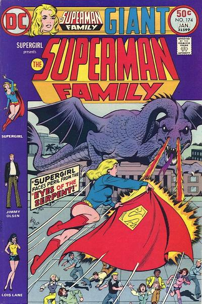 Superman Family Vol 1 174