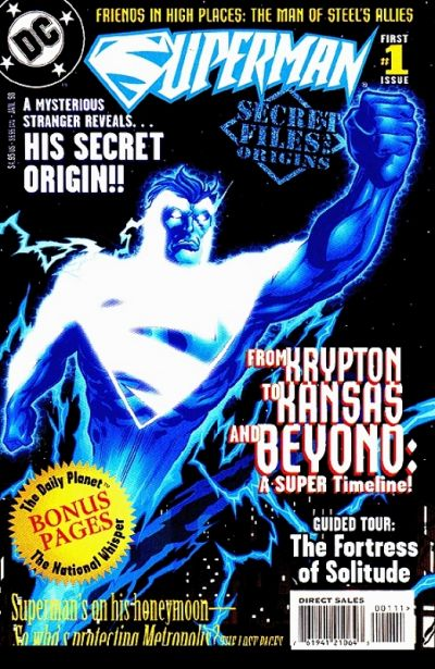 Superman Secret Files and Origins Vol 1 1