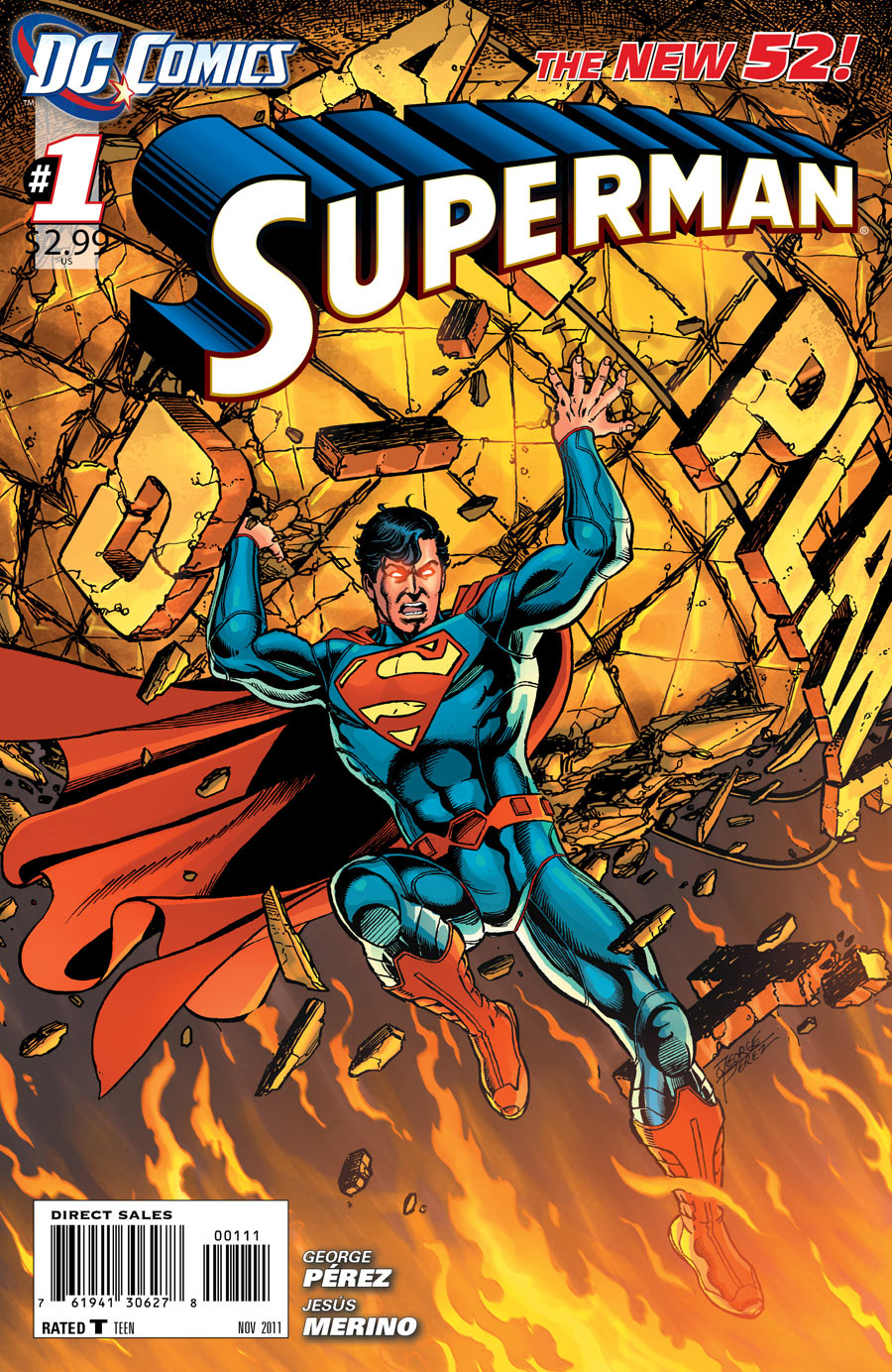 Superman Vol 3