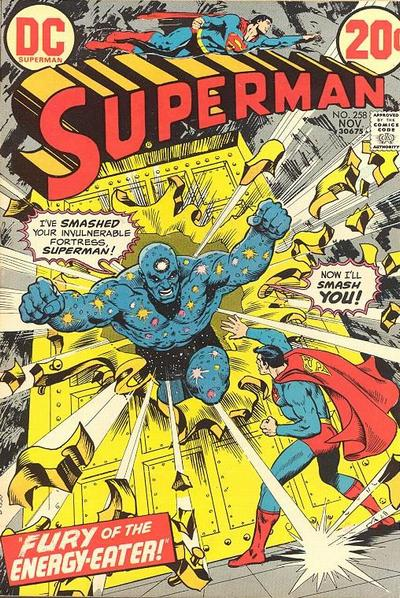 Superman Vol 1 258