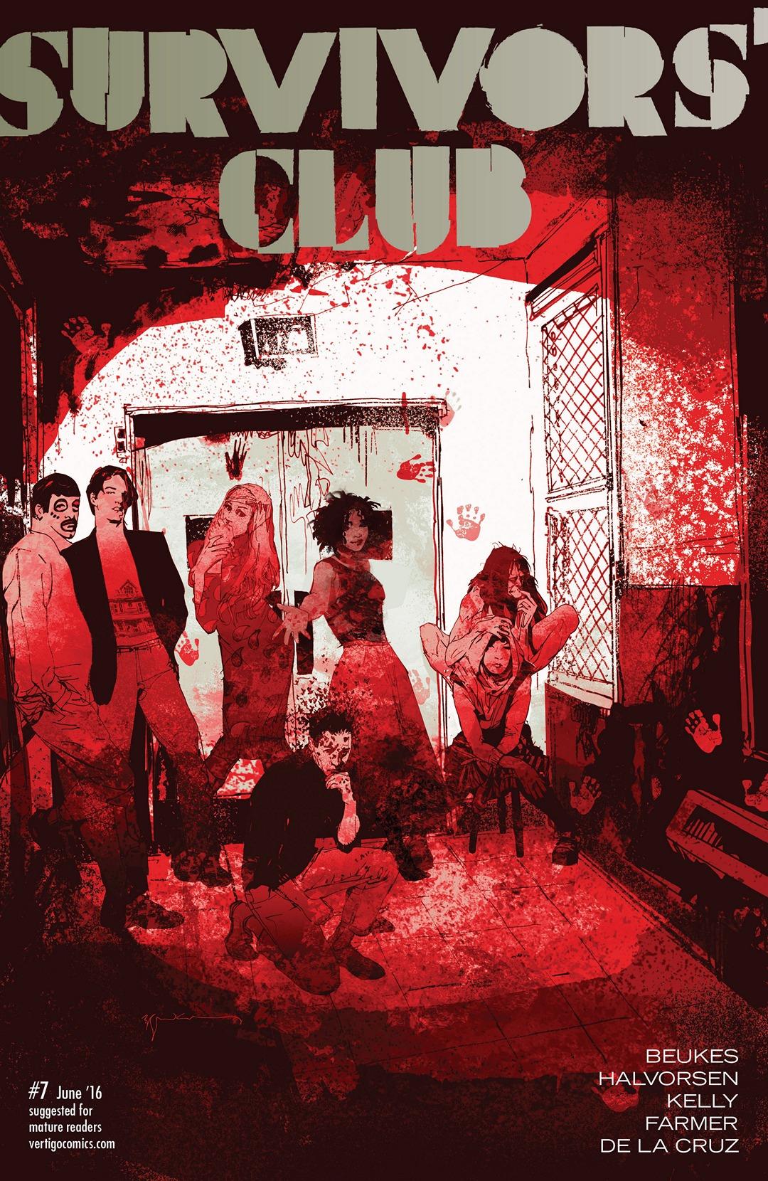Survivors' Club Vol 1 7