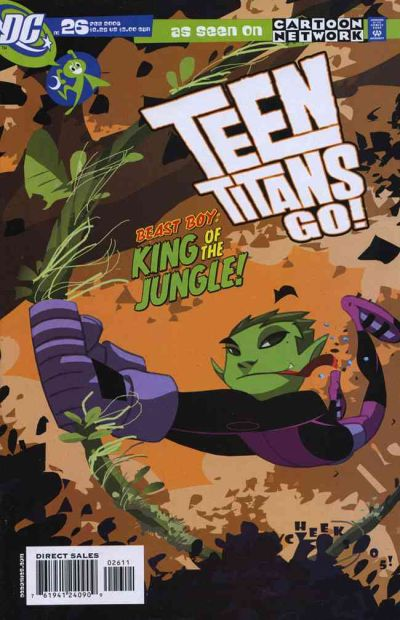 Teen Titans Go! Vol 1 26