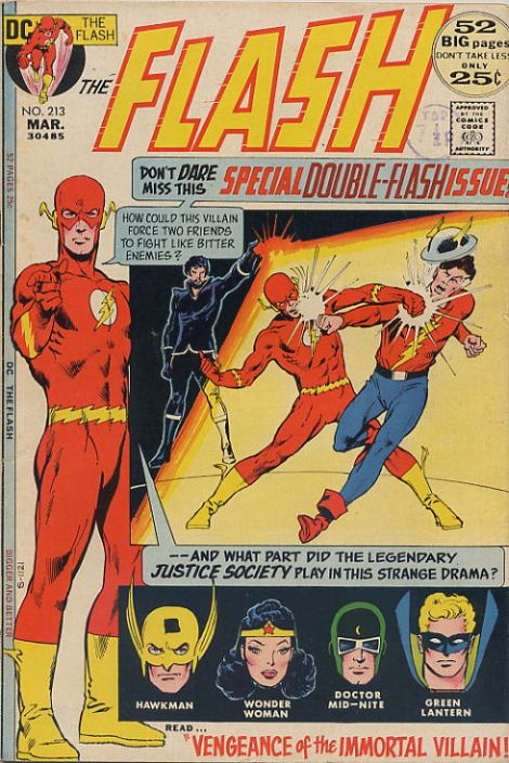 The Flash Vol 1 213