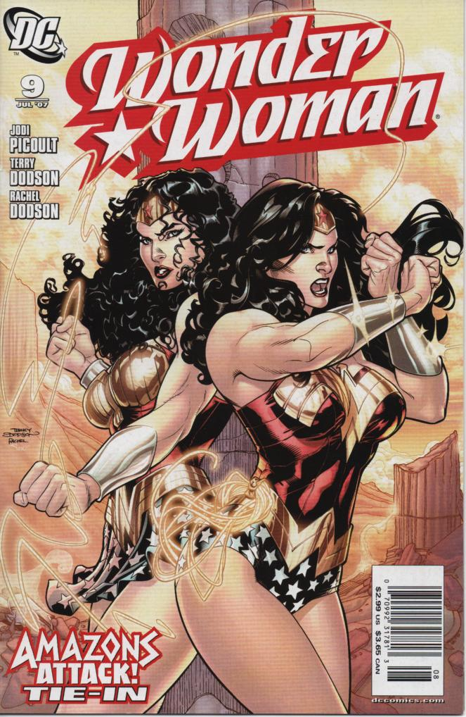 Wonder Woman Vol 3 9