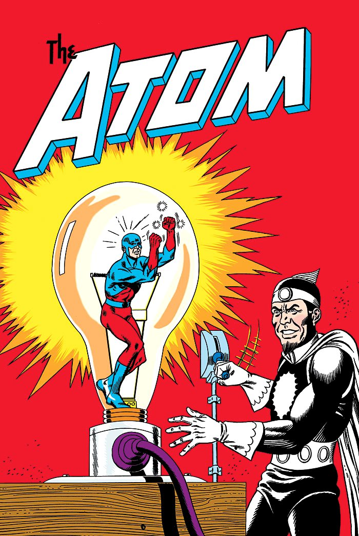 The Atom Vol 1 8