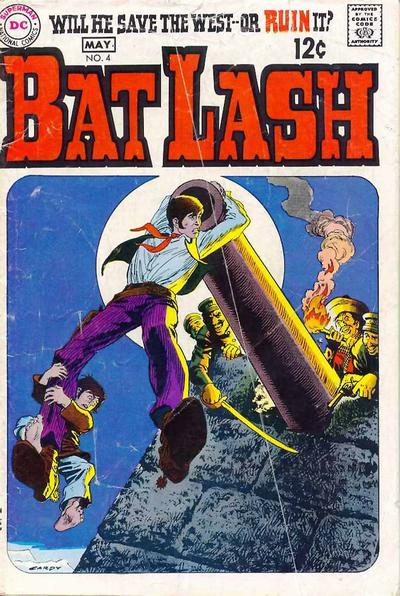 Bat Lash Vol 1 4