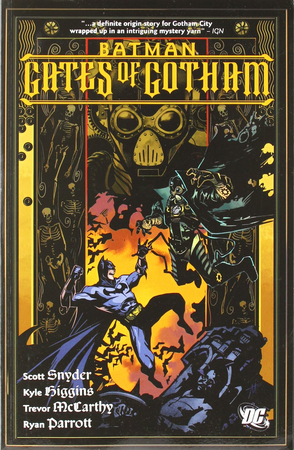 Batman: Gates of Gotham (Collected)
