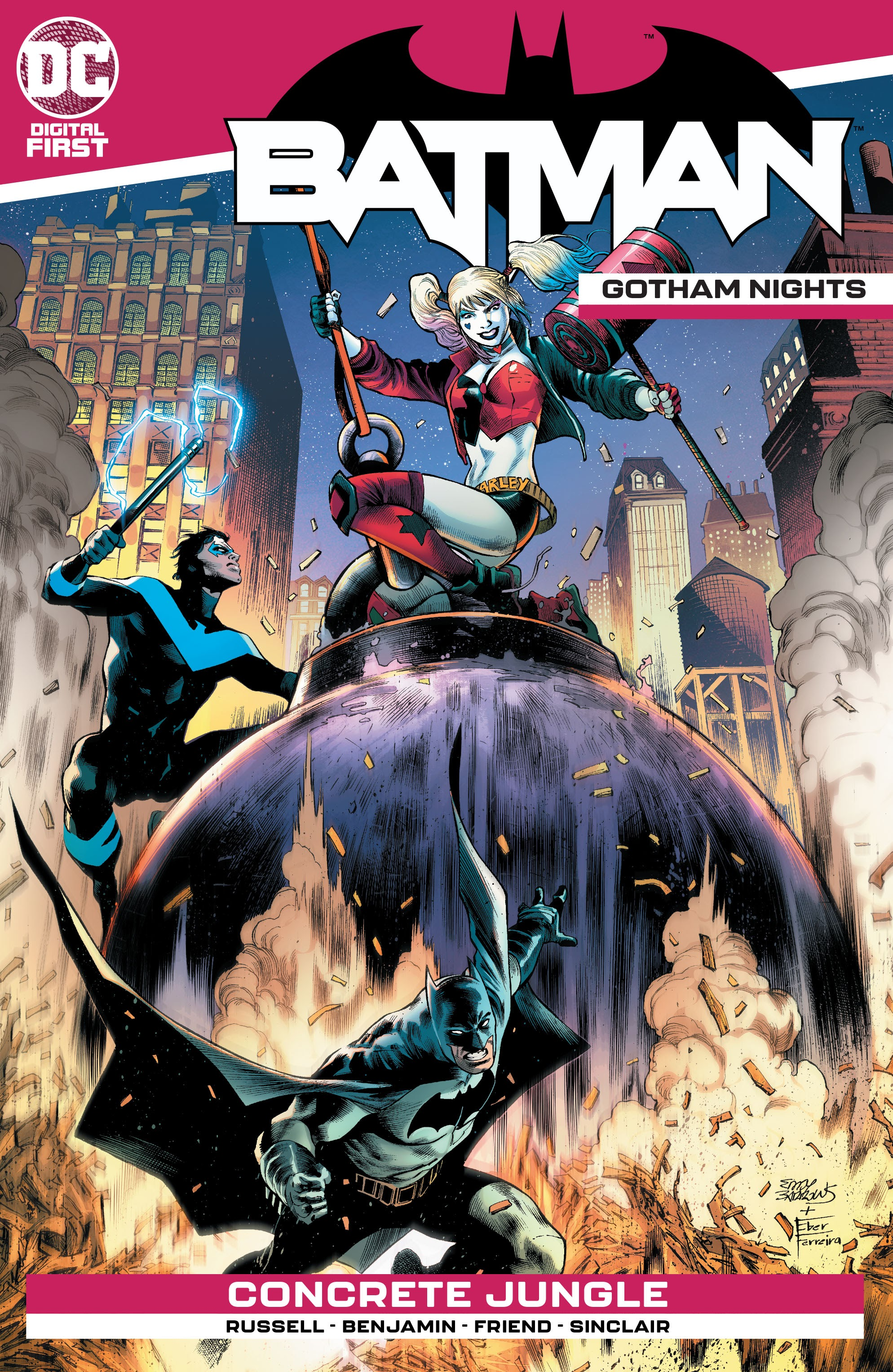 Batman: Gotham Nights Vol 1 5 (Digital)