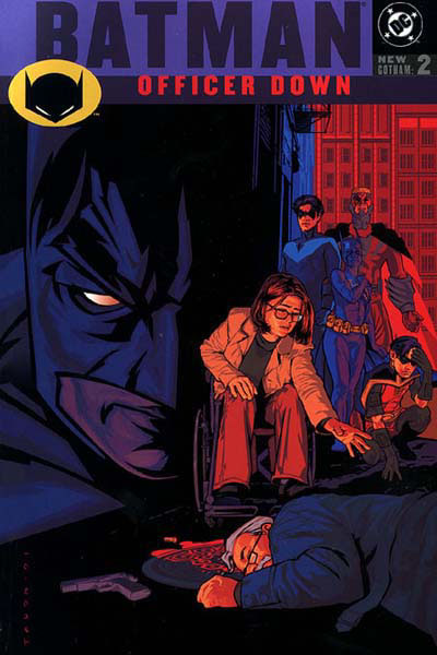 Batman: Officer Down (Collected)