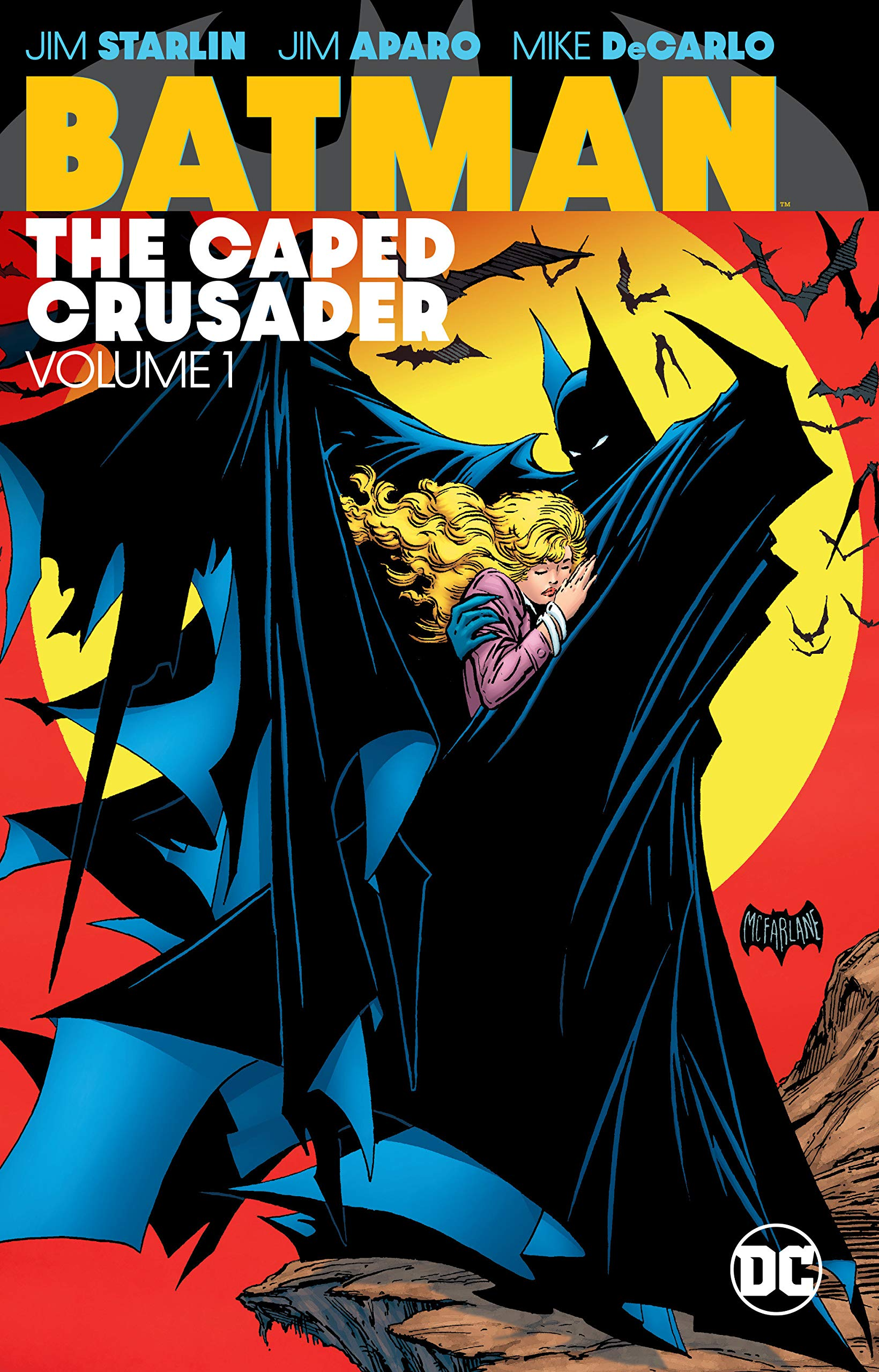 Batman: The Caped Crusader Vol. 1 (Collected)