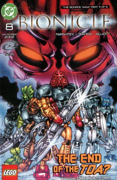 Bionicle Vol 1 8