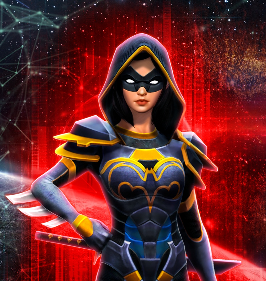 Cassandra Cain (DC Legends)