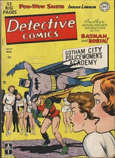 Detective Comics Vol 1 157