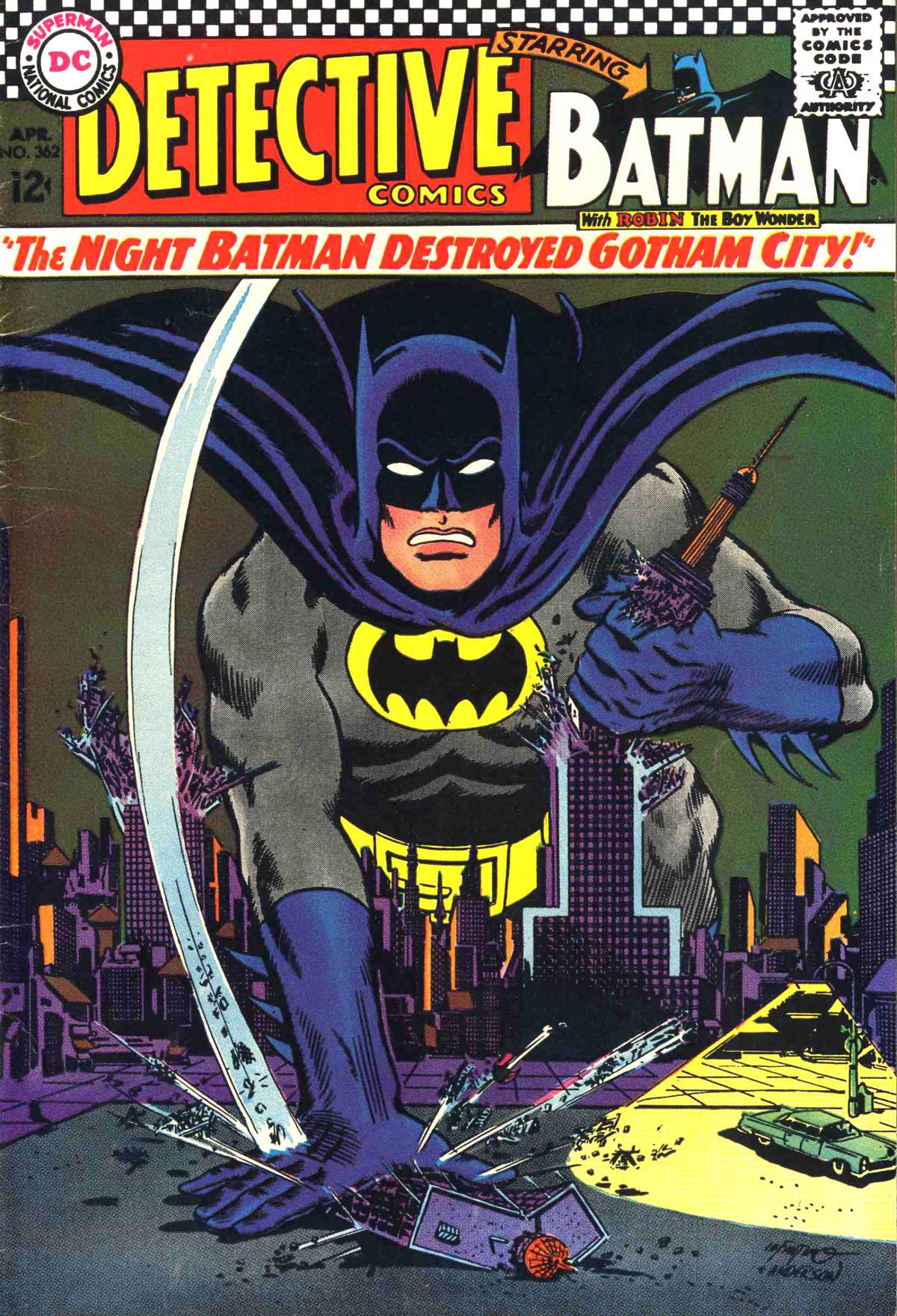 Detective Comics Vol 1 362
