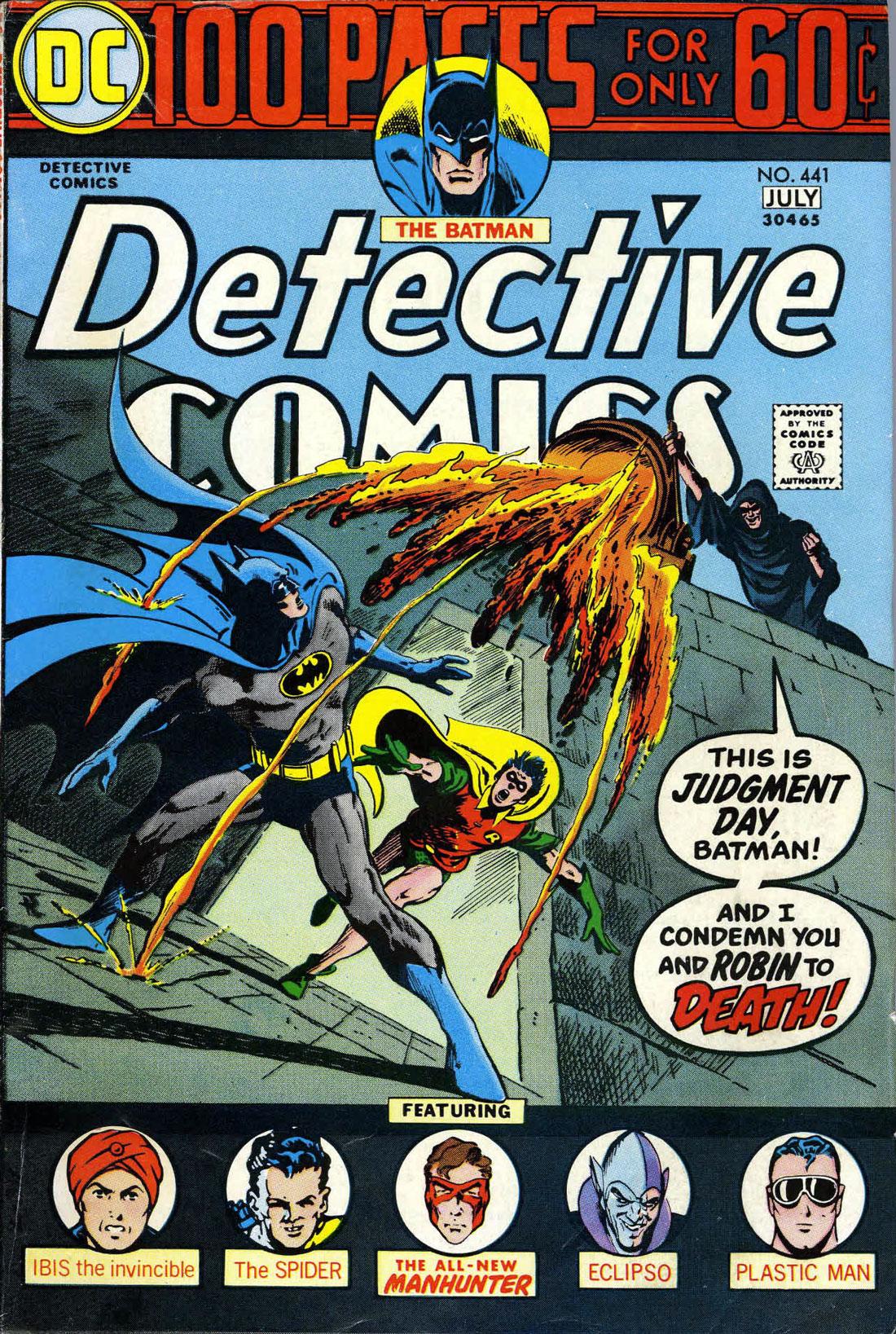 Detective Comics Vol 1 441