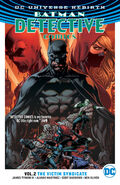 Detective Comics The Victim Syndicate (Collected)
