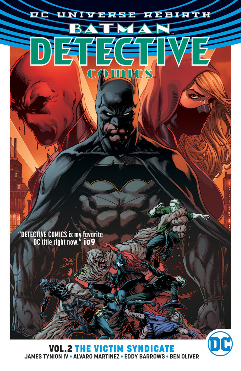 Detective Comics: The Victim Syndicate (Collected)