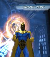 Doctor Fate DCUO 001