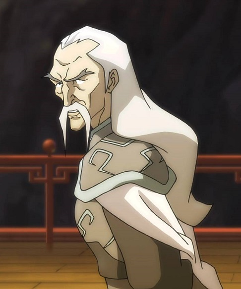 Dusan al Ghul (DC Animated Movie Universe)