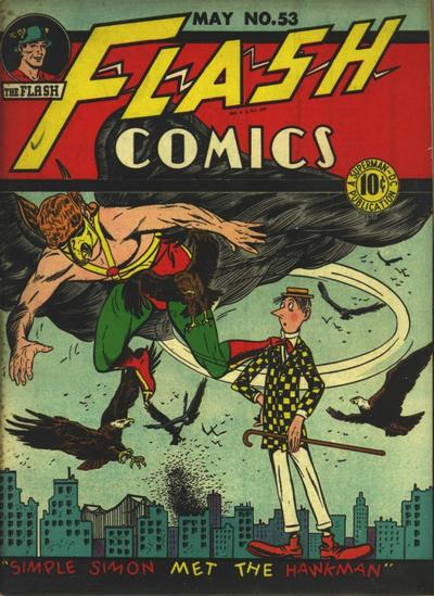 Flash Comics Vol 1 53