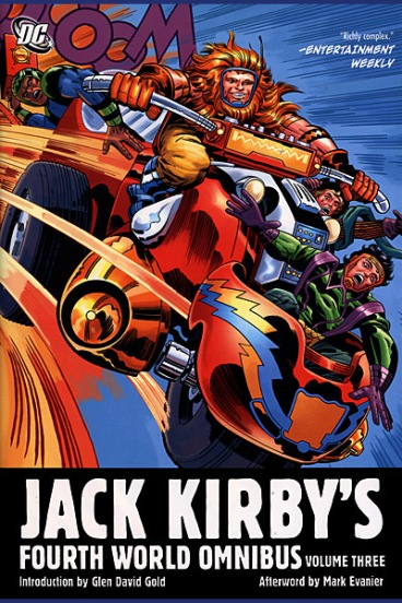 Jack Kirby's Fourth World Omnibus Vol. 3 (Collected)