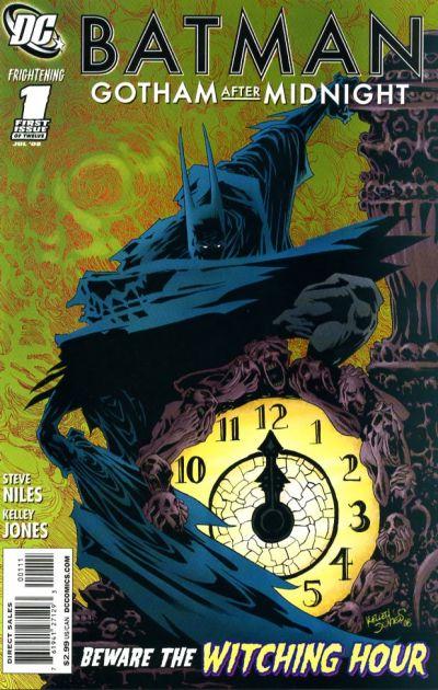 Batman: Gotham After Midnight Vol 1