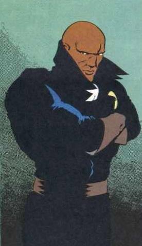 Grover Baines (New Earth)