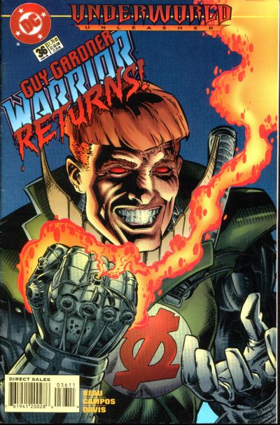Guy Gardner: Warrior Vol 1 36