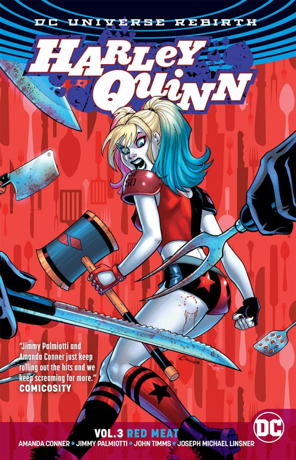 Harley Quinn: Red Meat (Collected)