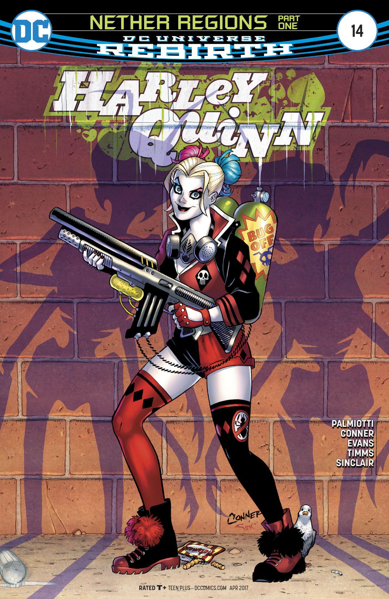 Harley Quinn Vol 3 14