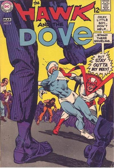 Hawk and Dove Vol 1 4