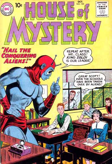 House of Mystery Vol 1 103