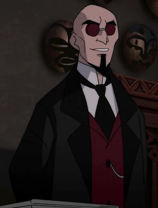 Hugo Strange (Gotham by Gaslight Movie)