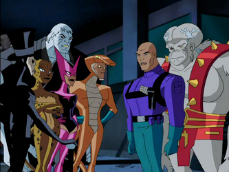 Injustice Gang (DCAU)