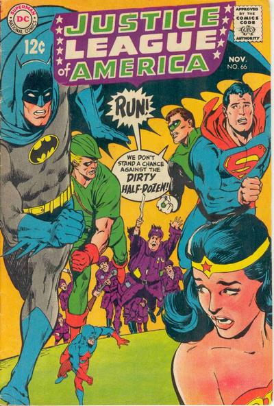 Justice League of America Vol 1 66