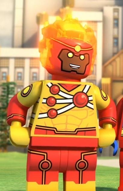 Jason Rusch (Lego DC Heroes)