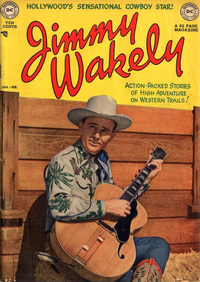 Jimmy Wakely Vol 1 3