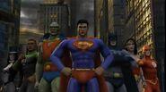 Justice League JLH 001