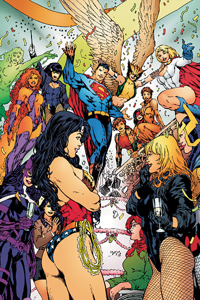 Justice League of America Wedding Special Vol 1 1 Textless.jpg