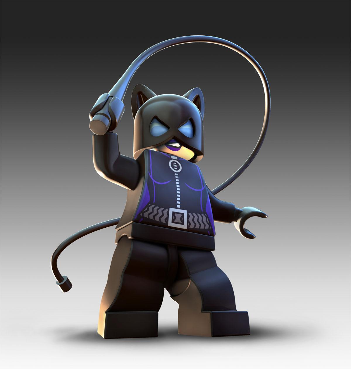 Selina Kyle (Lego Batman)