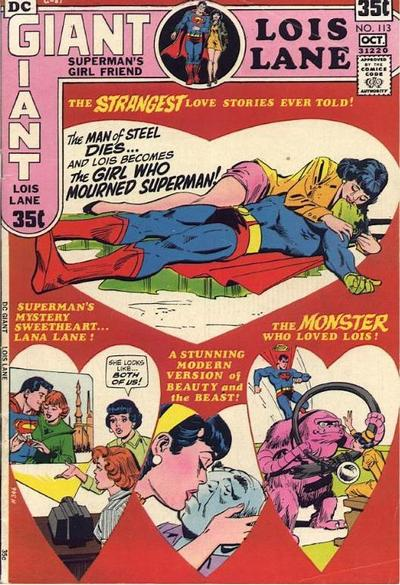Superman's Girl Friend, Lois Lane Vol 1 113