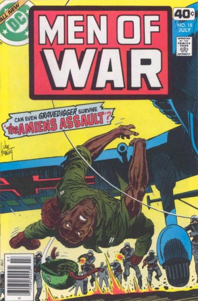 Men of War Vol 1 18